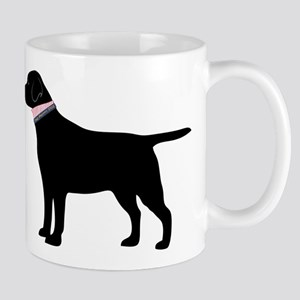 Preppy Black Lab Mug